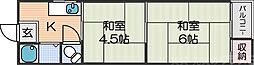 住吉東駅 3.7万円