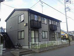 静岡県沼津市下香貫牛臥の賃貸アパートの外観