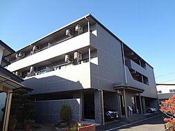 長野県松本市野溝木工2丁目の賃貸マンションの外観