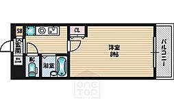 K緑地[416号室]の間取り