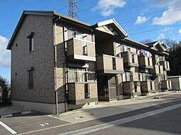レシェンテ茨木G棟[2階]の外観