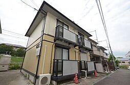 兵庫県西宮市郷免町の賃貸アパートの外観
