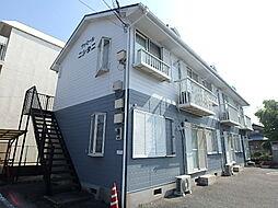 兵庫県加古川市平岡町西谷の賃貸アパートの外観