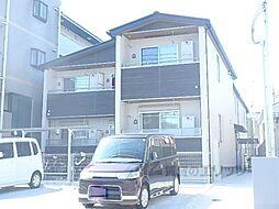 近鉄京都線 上鳥羽口駅 徒歩22分の賃貸アパート