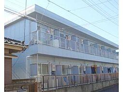 東京都あきる野市伊奈の賃貸マンションの外観