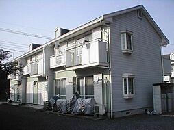 第5中平野ハウス[203号室]の外観