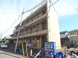 千葉県我孫子市つくし野7丁目の賃貸マンションの外観