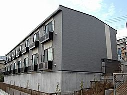 京王高尾線 狭間駅 徒歩12分の賃貸アパート