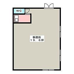 センチュリー21[1階]の間取り