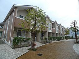 兵庫県高砂市米田町塩市の賃貸アパートの外観