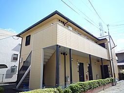 兵庫県伊丹市南町4丁目の賃貸アパートの外観