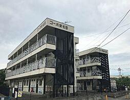 コーポ愛名A棟[2階]の外観