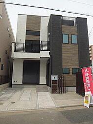 埼玉県戸田市大字新曽