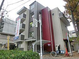 オンブレロ参道II[2階]の外観