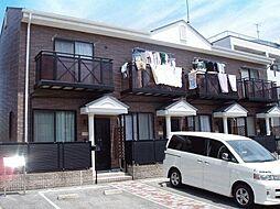 [テラスハウス] 愛知県岡崎市東大友町 の賃貸【/】の外観