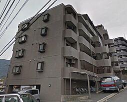 いわきマンション大里[4階]の外観