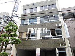 殿町アパートメント[3階]の外観