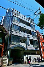 キューブ御崎[4階]の外観