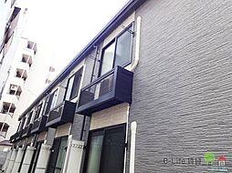 レオパレスシャクティ[2階]の外観
