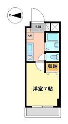 メゾン・NOVA[4階]の間取り