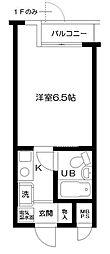 日神パレス戸塚(ニッシンパレストツカ)[4階]の間取り