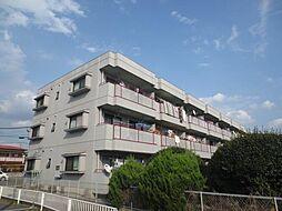 大国マンション[1階]の外観