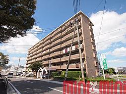 福岡県福岡市西区下山門4丁目の賃貸マンションの外観