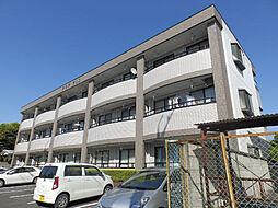 三重県津市西古河町の賃貸マンションの外観