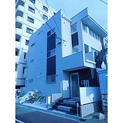 兵庫県神戸市東灘区御影塚町4丁目の賃貸アパートの外観