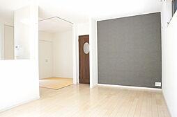 神戸市垂水区南多聞台6丁目 中古戸建 3LDKの居間