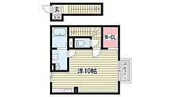 ひめじ別所駅 4.9万円