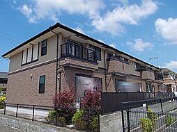 福岡県飯塚市平塚の賃貸アパートの外観