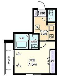日野駅 7.3万円