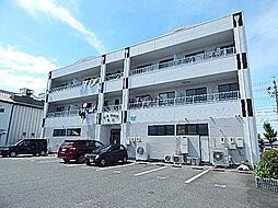 三重県鈴鹿市西条4丁目の賃貸マンションの外観