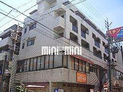 愛知県名古屋市港区名港1丁目の賃貸マンションの外観