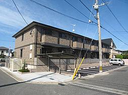 福岡県福岡市西区泉2丁目の賃貸アパートの外観