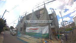 K's Residence瓢箪山[1階]の外観