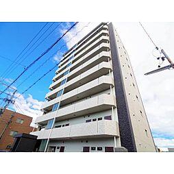 静岡県静岡市葵区大鋸町の賃貸マンションの外観