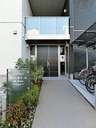 ヴィラ・ボヌール[2階]の外観
