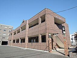 福岡県北九州市八幡西区則松7丁目の賃貸アパートの外観