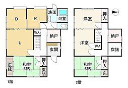 王寺駅 1,280万円