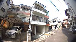 [一戸建] 大阪府東大阪市御厨3丁目 の賃貸【/】の外観