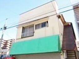 東京都板橋区舟渡2丁目の賃貸アパートの外観