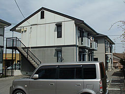 プリシェール平田 B棟[1階]の外観