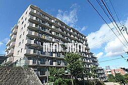 仙台八木山スカイマンション[6階]の外観