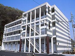 神奈川県厚木市小野の賃貸マンションの外観