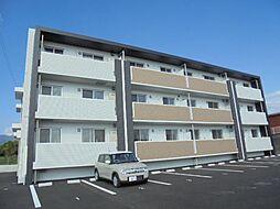 グレイスフルヒル[3階]の外観