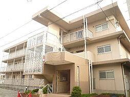 兵庫県加古川市平岡町一色東2丁目の賃貸マンションの外観
