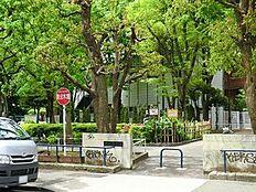 周辺環境:恵比寿公園