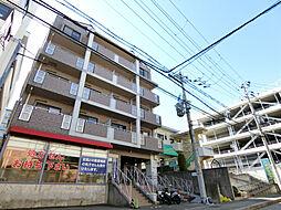 兵庫県神戸市須磨区横尾1丁目の賃貸マンションの外観